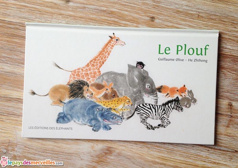 Le plouf Les editions des éléphants (1)