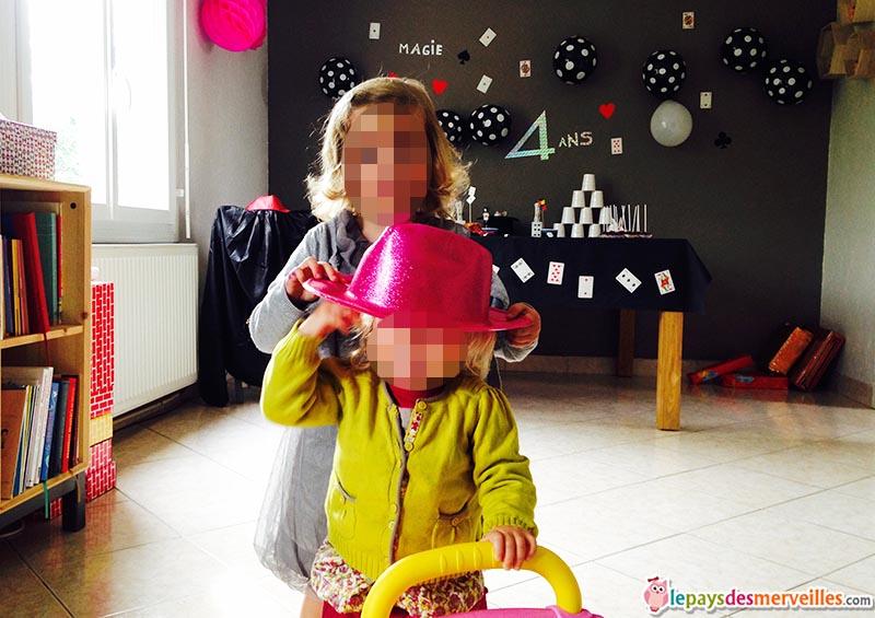 anniversaire 4 ans thème magie (1)