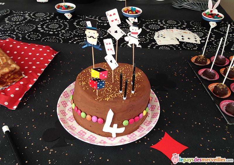 Ordinary gateau anniversaire 4 ans 10 gateau anniversaire chocolat 1 homeezy - Gateau anniversaire 4 ans ...