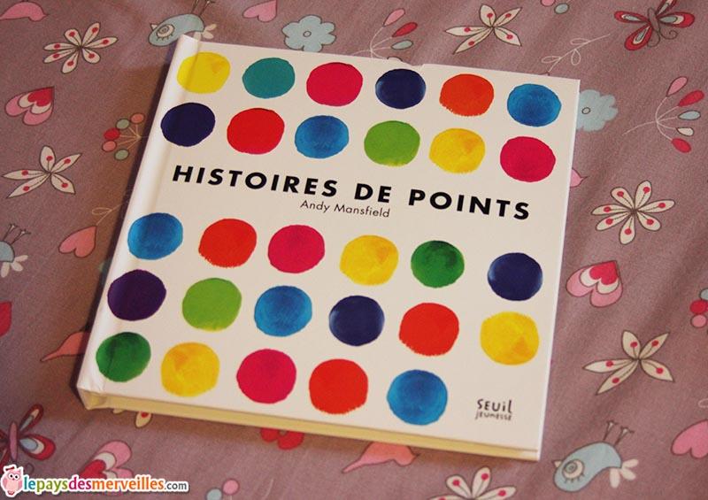 livre histoires de points