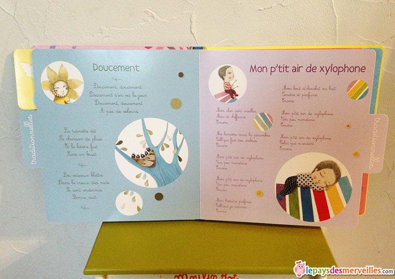 livre avec CD enfant bébé