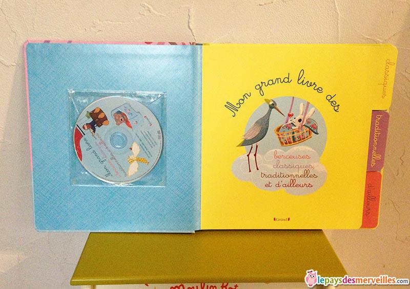 livre avec CD
