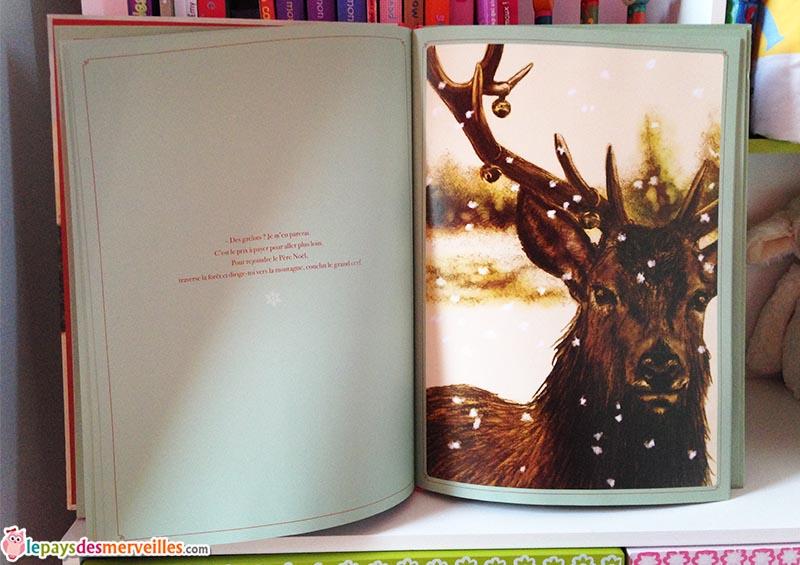 A la recherche du pere noel Thierry Dedieu editions seuil jeunesse (3)