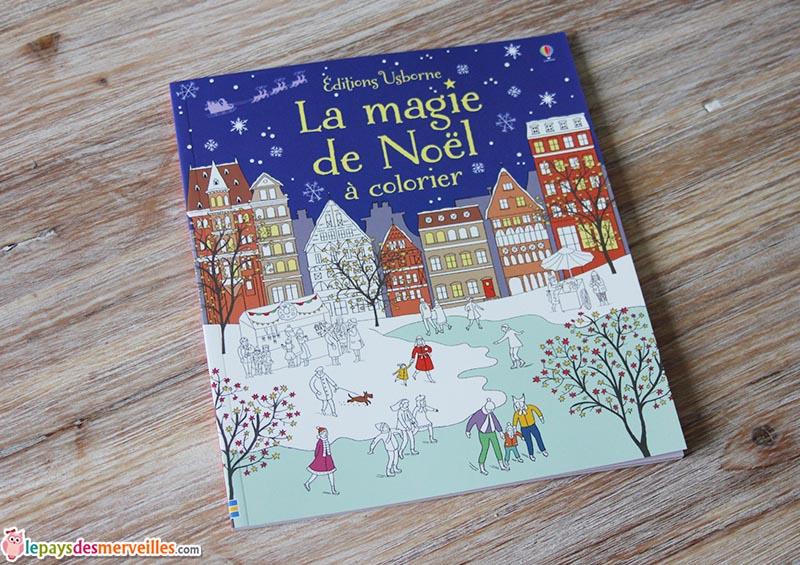 La magie de Noel a colorier Usborne (1)
