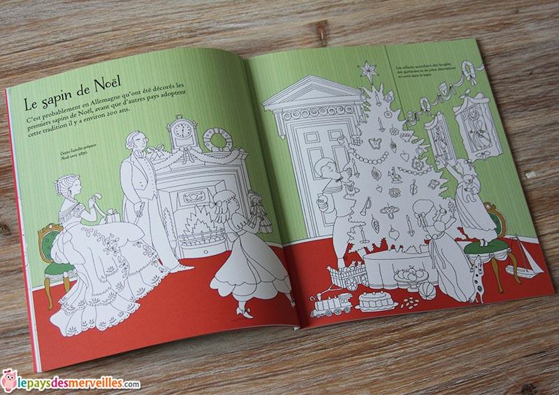 La magie de Noel a colorier Usborne (2)