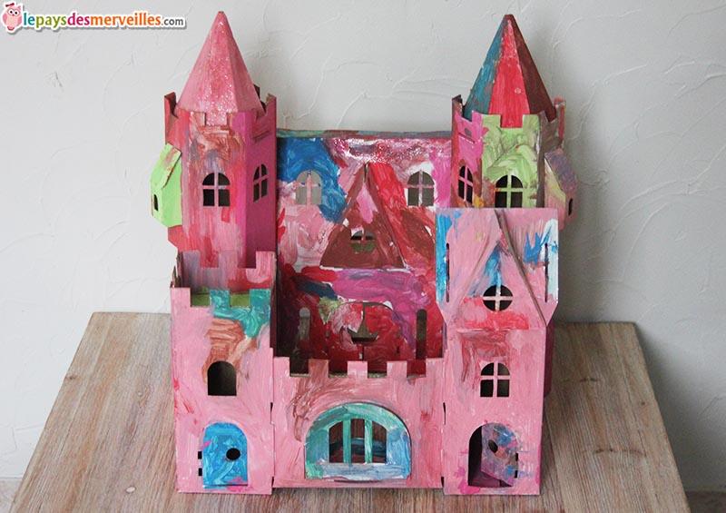 construire et peindre son propre ch teau de princesse le pays des merveilles. Black Bedroom Furniture Sets. Home Design Ideas