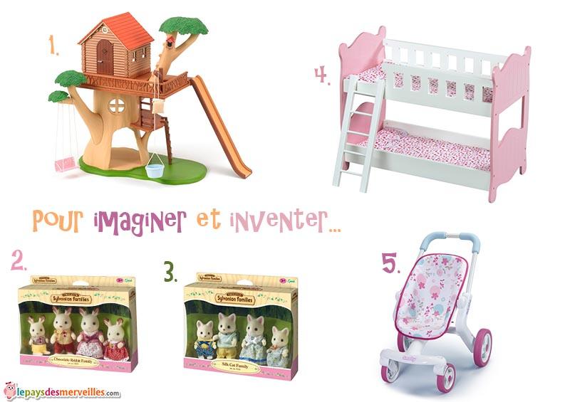 id es cadeaux noel fille 4 ans. Black Bedroom Furniture Sets. Home Design Ideas