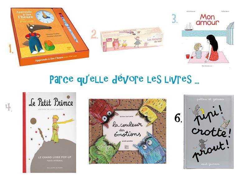 idées cadeaux 4 ans livres