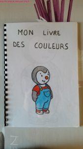 livre des couleurs Tchoupi