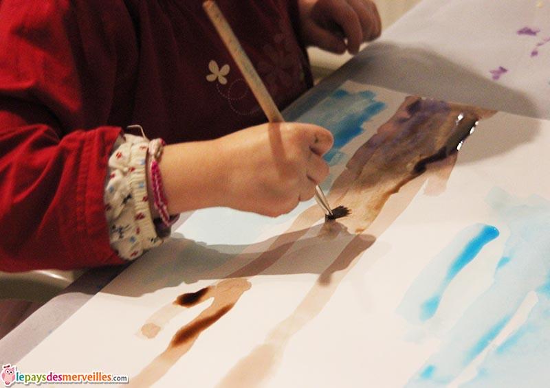 peindre avec de l'encre (3)