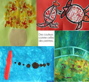 reproduction oeuvre peintre enfant