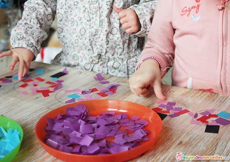 Vitraux de noel DIY (3)