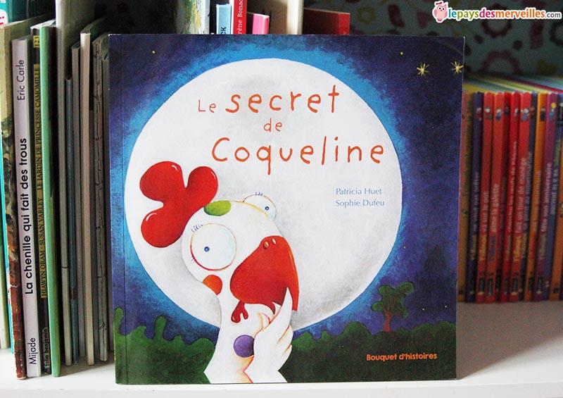 le secret de coqueline Bouquet d'histoires (1)