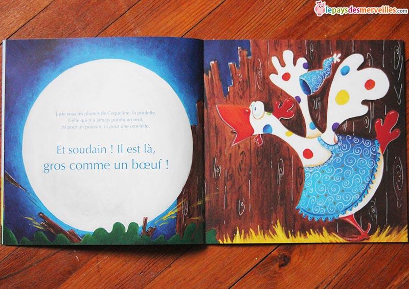 le secret de coqueline Bouquet d'histoires (2)