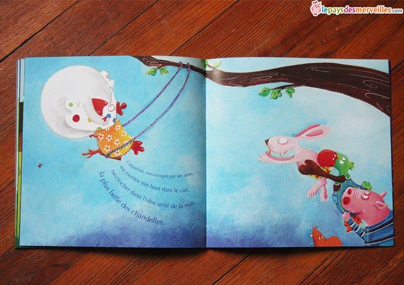 le secret de coqueline Bouquet d'histoires (5)