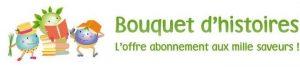 Logo Bouquet d'histoires