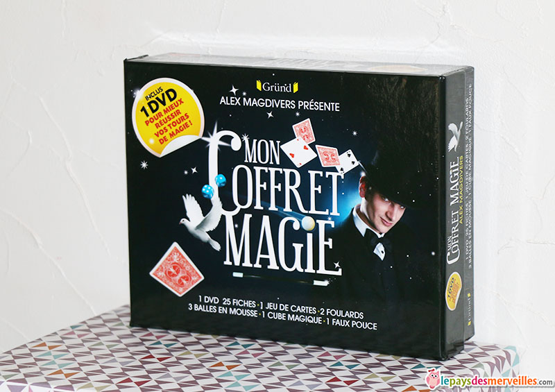 mon coffret magie alex magdivers