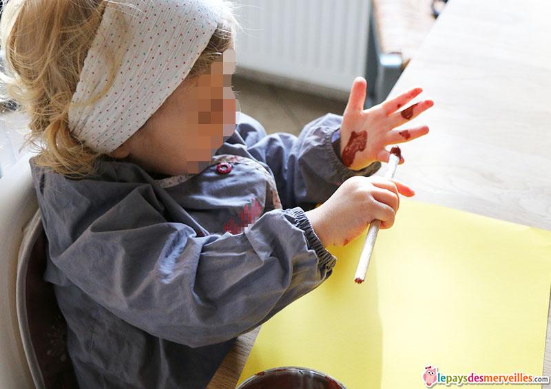 activité manuelle empreinte de main (1)