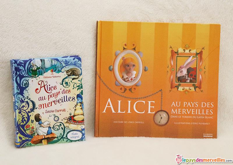 Alice au pays des merveilles livre