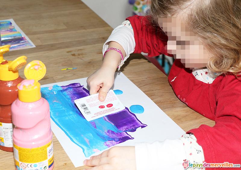 Peindre avec une carte et r aliser un tableau graphique for Peindre une baignoire avec resinence