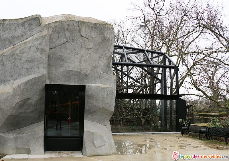 architecture zoo de paris