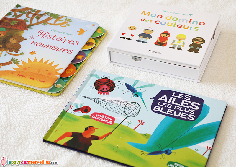 box de pandore selection livres