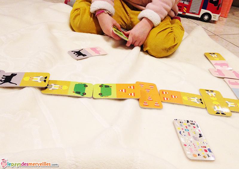 jeu de domino edouard manceau