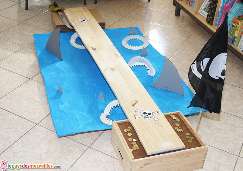 Souvent La planche des pirates (l'art est un jeu d'enfant #17)°° - Le pays  RD82