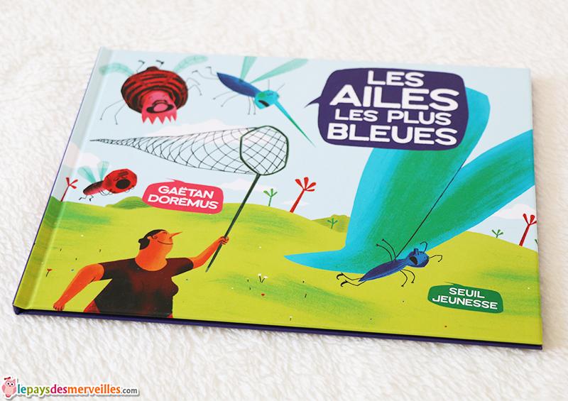 les ailes les plus bleues Seuil jeunesse (1)