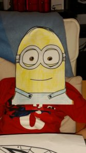 masque minion