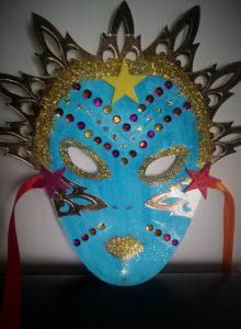 masque venitien carnaval