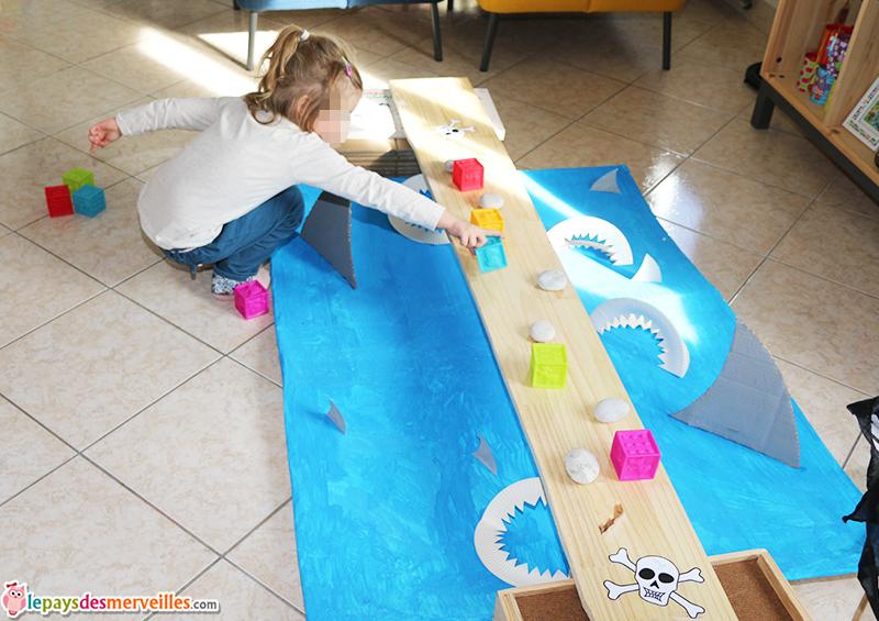 mer de requin activite