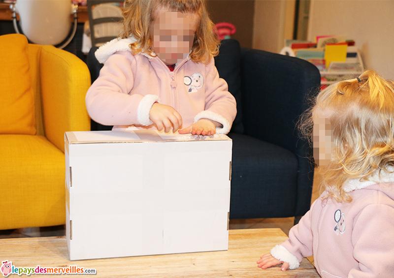 ouverture box de pandore