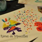 peinture theme carnaval