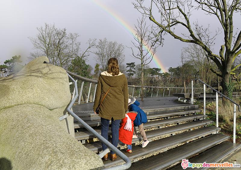 zoo de paris en fevrier
