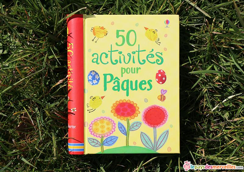 50 activites pour paques usborne