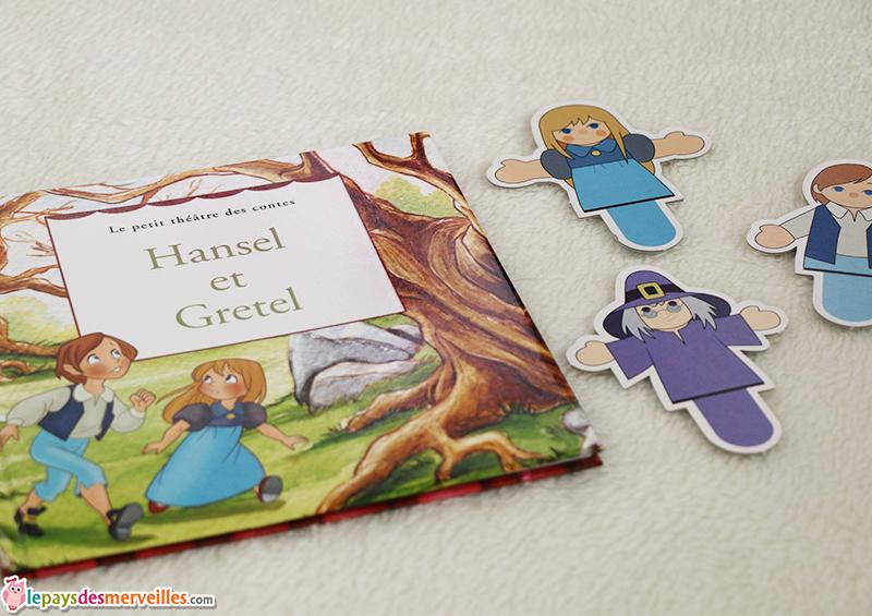 Hansel et Gretel le petit theatre des contes
