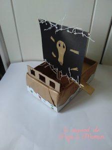 bateau de pirate carton