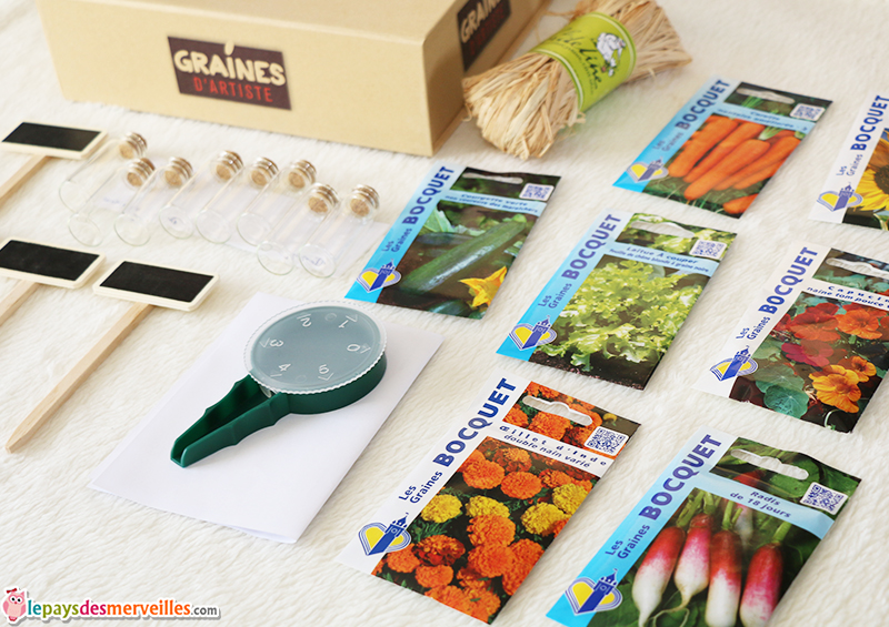 box jardinage