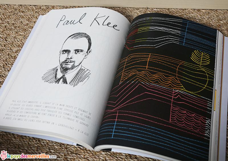 c'est toi l'artiste Paul Klee (1)