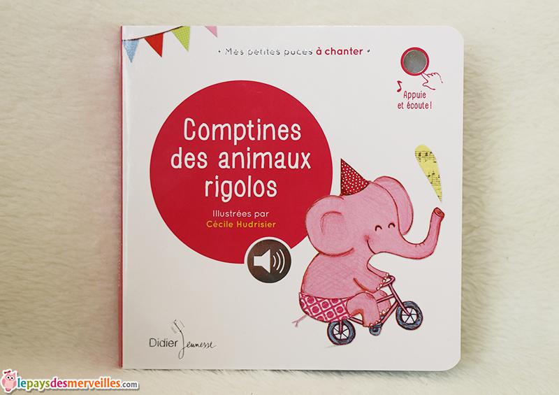 comptines des animaux rigolos (1)