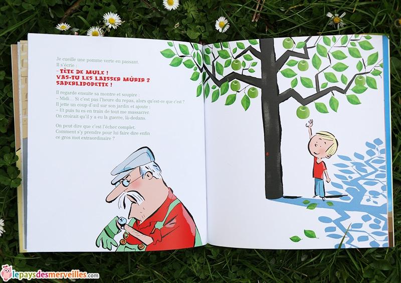 espece de cucurbitacee bouquet d'histoires Pere Castor (4)