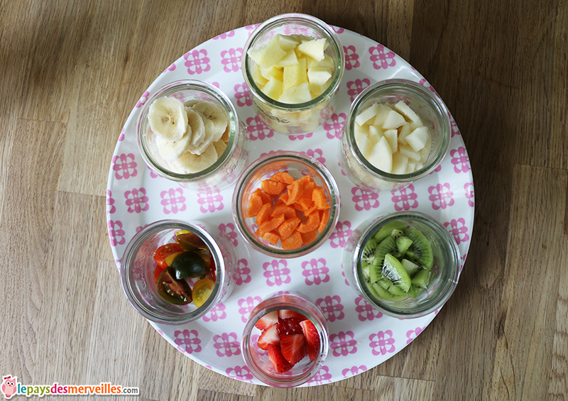 plateau jeu fruit legume