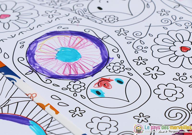 dessin graphique enfant