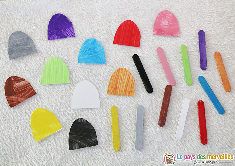 jeu association couleurs