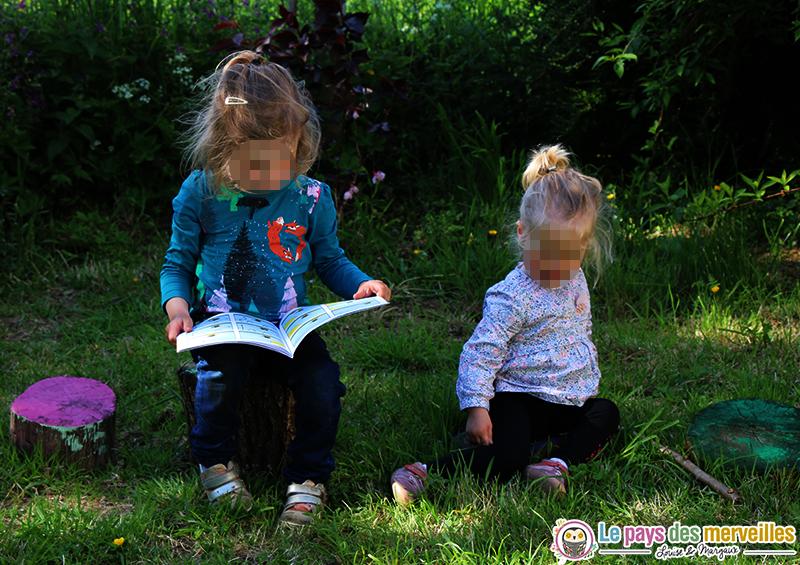lecture bouquet histoires
