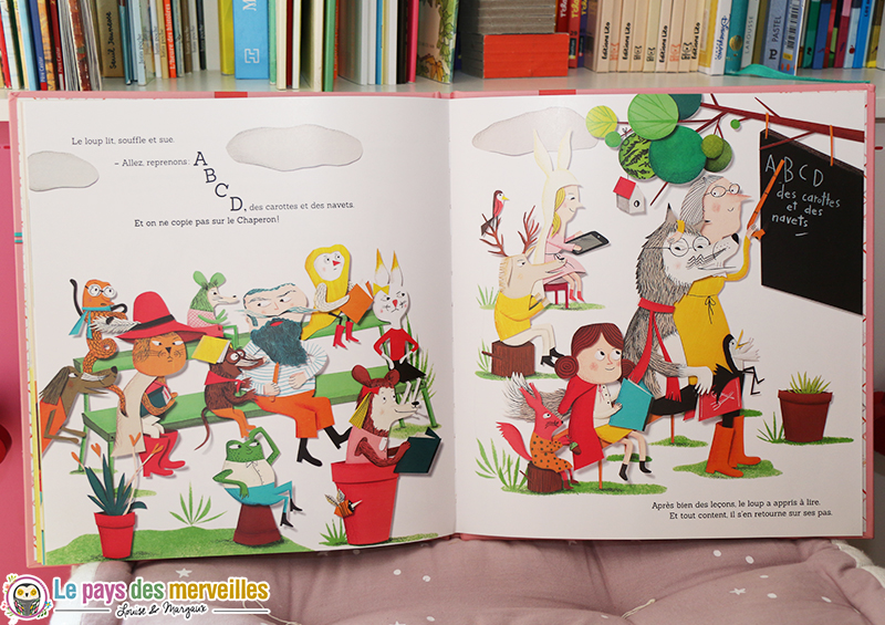 personnages contes