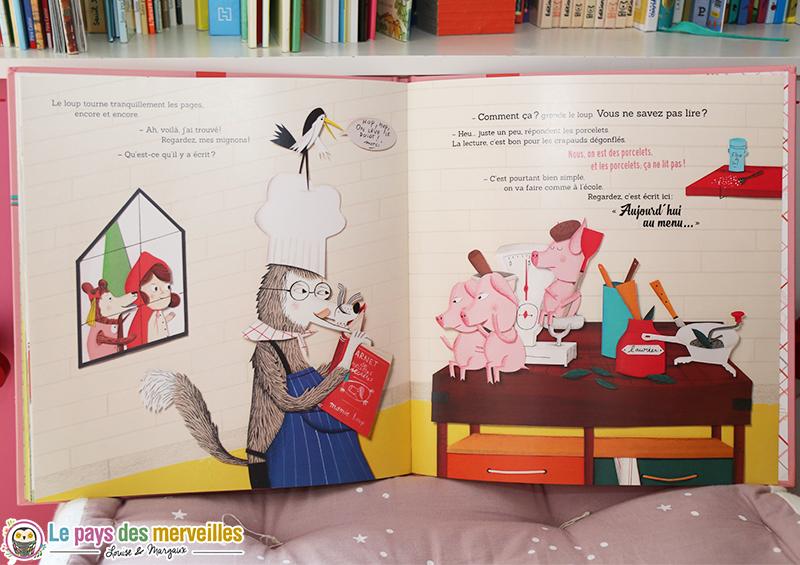 trilogie contes detournes didier jeunesse