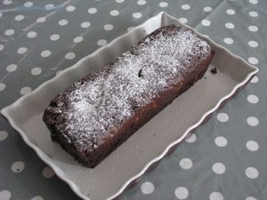 cake amandes chocolat