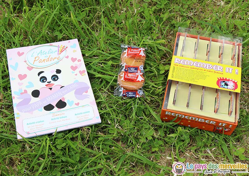 goodies box pandore